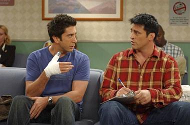 Historia randek Ross i Rachel